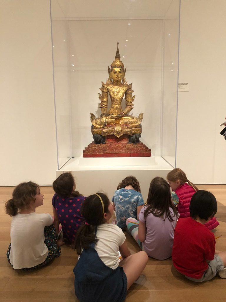 Lillstreet Summer Art Camp 2018 Art Institute