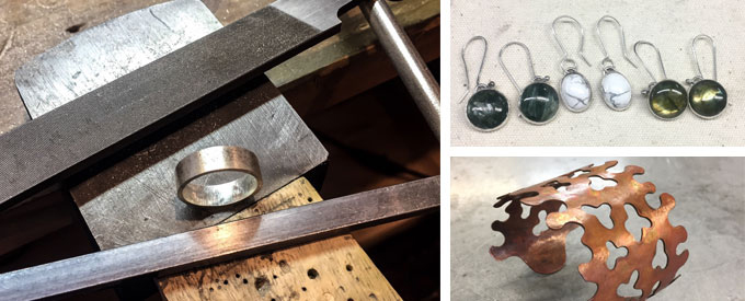Metalsmithing I