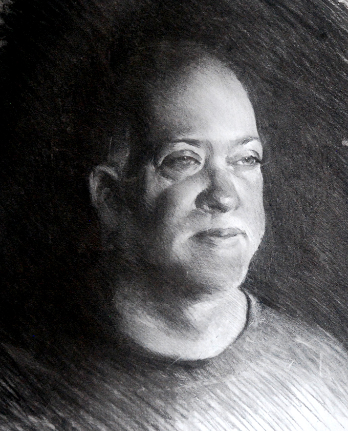 ONLINE: Introduction to Portrait Drawing