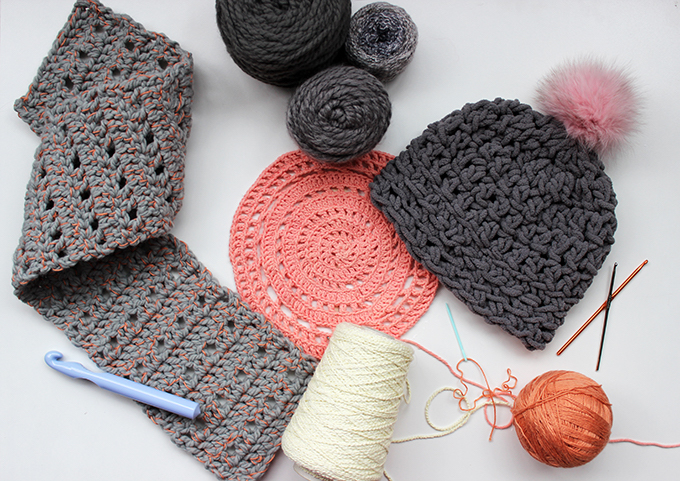ONLINE: First-Time Crochet